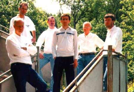 Willem, Allard, Tjerry, Omar Pim, and Lees